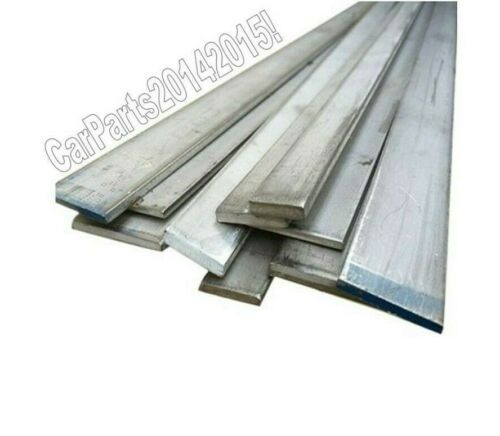 75mm x 3mm Length; 300mm Stainless Steel Flat bar *Top Quality! 304 Grade
