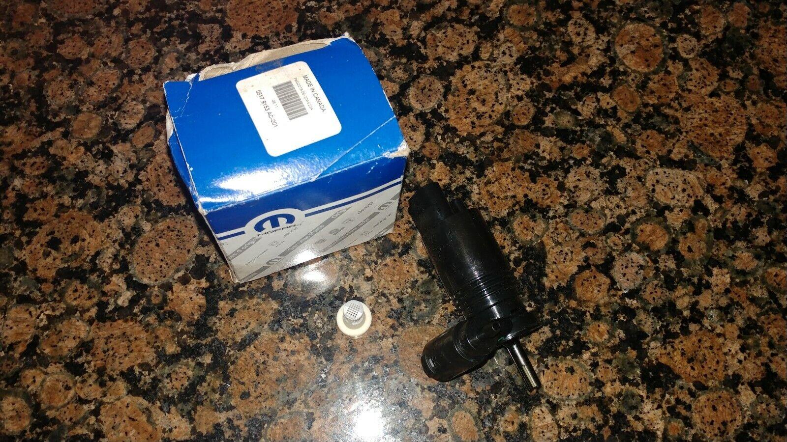 Mopar 5179153AC Windshield Washer Pump