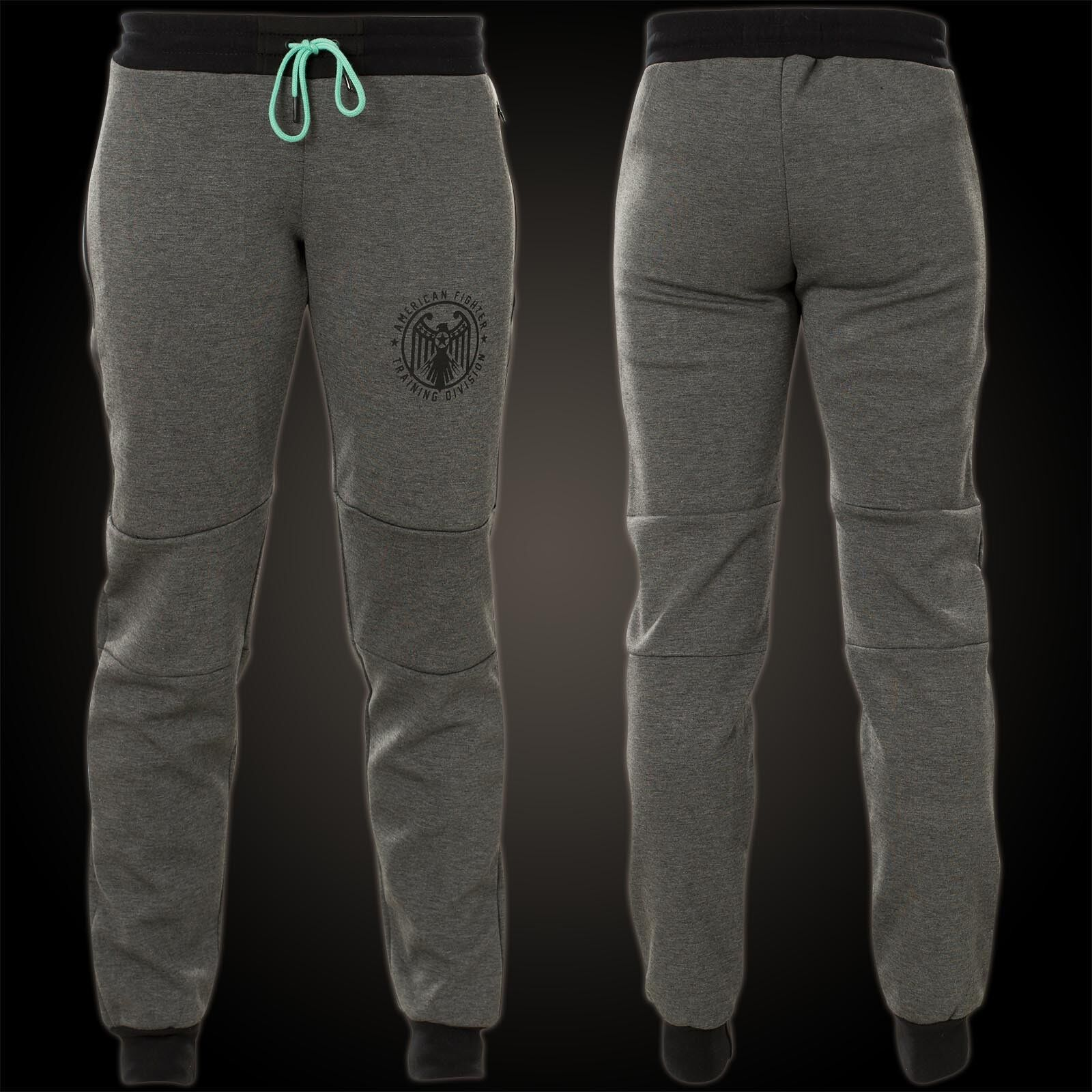American Fighter by Affliction Woman Sweatpants Crush Jogger Grey