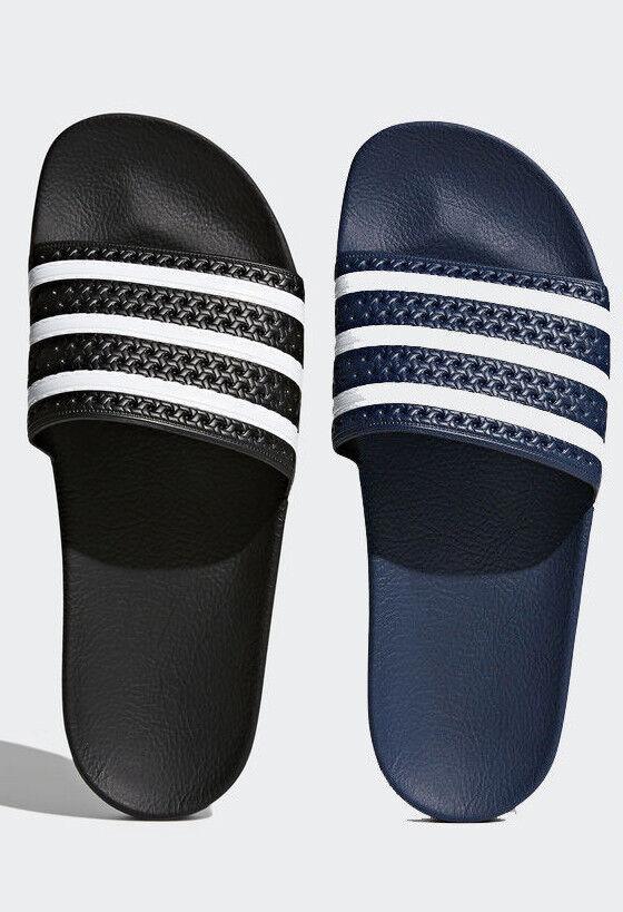 Adidas Originals Adilette Pantoufles Tongs Plage Chaussures Pantoufles Neuf