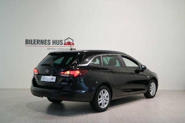 Opel Astra 1,0 T 105 Enjoy ST - billede 1