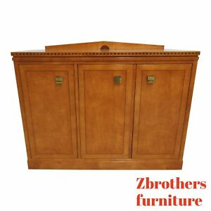 Hickory White Genesis Neo Classical Server Sideboard Buffet