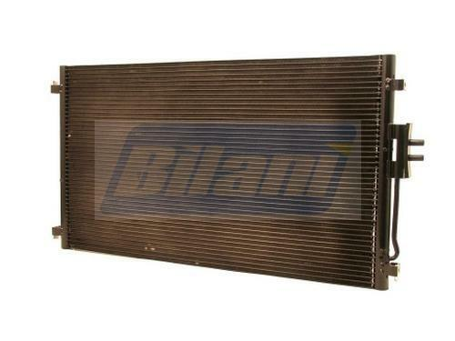 Condensador para aire acondicionado clima radiador Chrysler Voyager IV /& Dodge Caravan