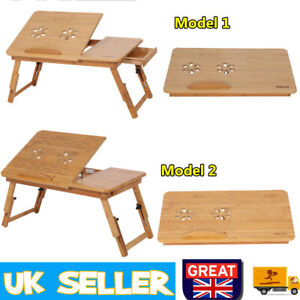 Prime Details About Foldable Laptop Desk Computer Table Stand Tray For Sofa Bed Couch With Drawer Squirreltailoven Fun Painted Chair Ideas Images Squirreltailovenorg