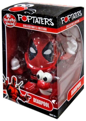 Marvel Pop Taters Deadpool Mr Potato Head