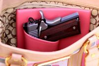 S&w 1911 Pro Series Purse Holster Pink Rh Sub Creative Conceal Carry Backpack