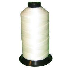 WHITE Bonded Nylon Thread #277 t270 for Upholstery bag shoe leather 800yds