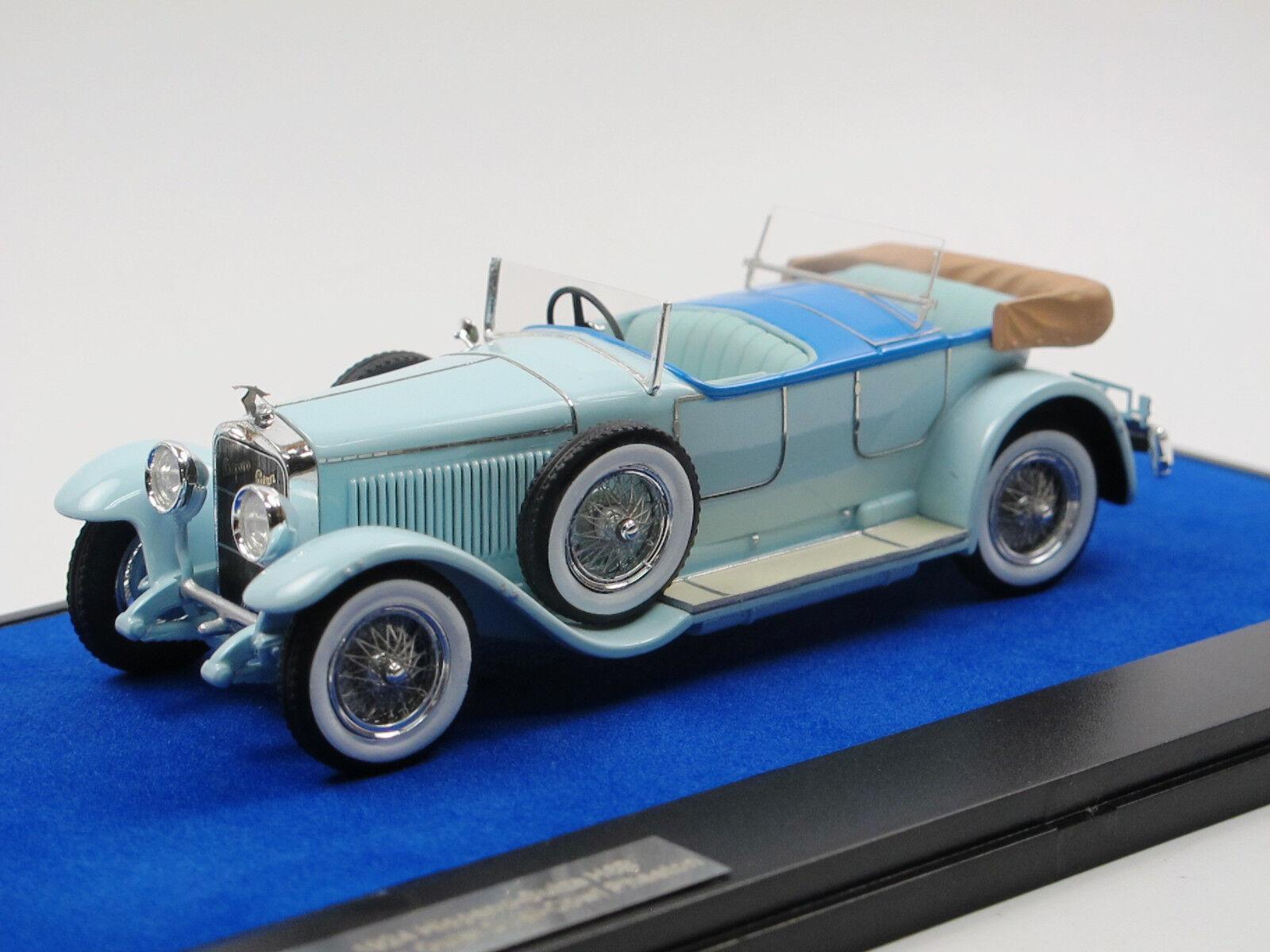 Matriz 1924 Hispano-Suiza h6b millón-guiet dual Cowl Phaeton 1 43 Limited