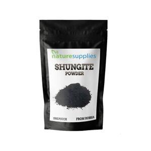 Shungite-Powder-c60-100g-UK-Supplier-Block-EMF-WIFI-5G-Naturesupplies