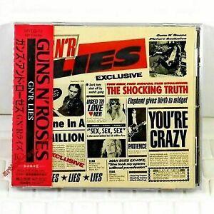 Guns N' Roses G R Lies Mvcg-13 CD Japan 1991