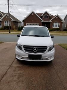 2016 Mercedes Metris van for sale or re-lease