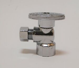 """1//2"""" X 3//8"""" SHUT OFF VALVE connects to 3//8"""" COMP SUPPLY LINE 271820 10 KEENEY"""