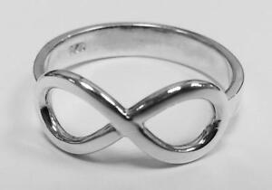 Fine Jewelry Fine Rings Conscientious Bague Pour Femme Argent Infini Br1400 Argent 925 Be Novel In Design