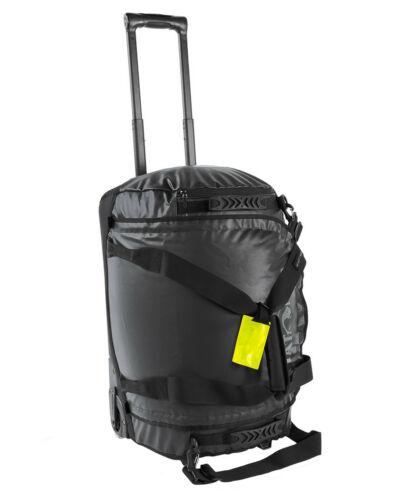 Tatonka Barrel Roller M BLACK ruoli Borsa da viaggio valigia da viaggio trolley da viaggio unisex