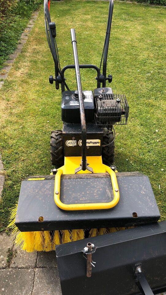 Fejemaskine/ sneplov, Handy sweap 600