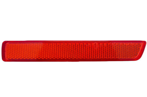 RHD LHD Rear Right Rear Reflector x1 Replacement Fits Fiat Punto 09.99-03.12