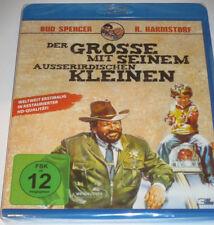 Der Grosse mit seinem ausserirdischen Kleinen - Blu-ray/NEU/OVP/Bud Spencer