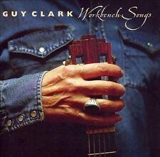 Workbench Songs by Guy Clark (CD, Jul-2006, Dualtone Music)