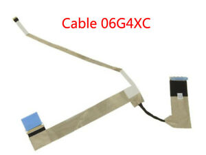 Details about 40 Pin New For Dell Precision M4800 FHD LCD Video Cable  06G4XC DC02C005B00