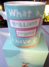 Boofle Morning Gorgeous Chine Mug en Poison Box Birthday Christmas Gifts