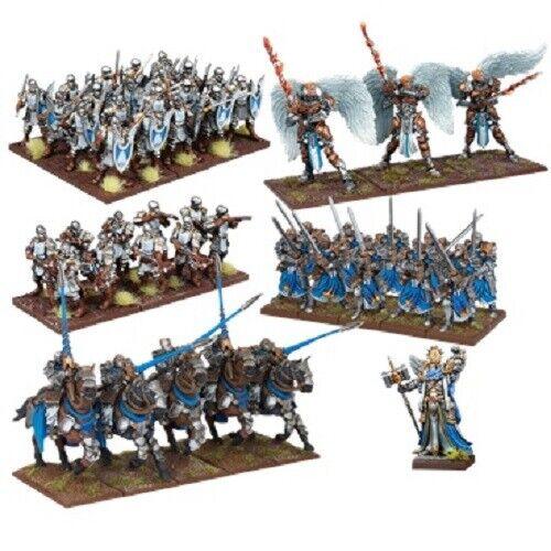 Mantic Kings of War Basilea 28mm Basilean Army Box
