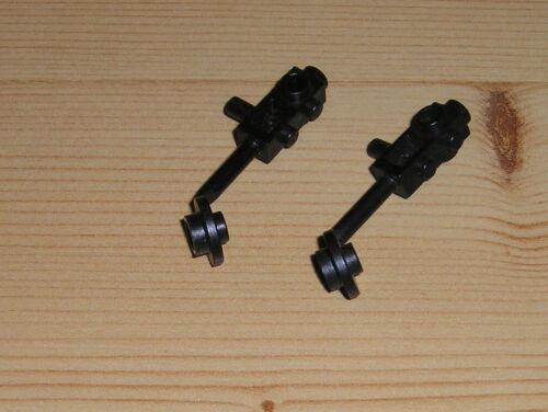 Lego 2x Minifig Metall DeteKtor 4479 schwarz 10129 6848 6985 7646 6925 6980 1580
