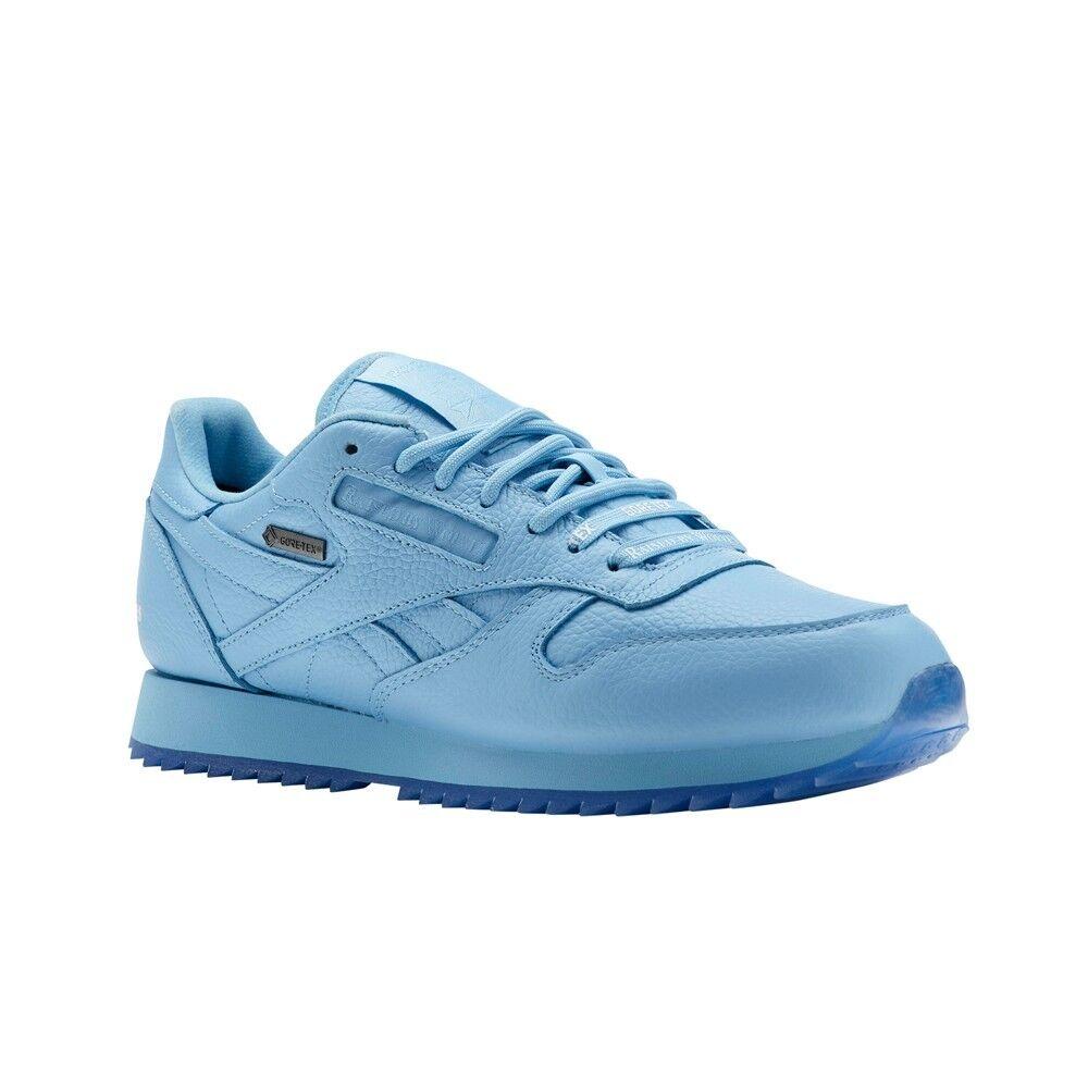 Reebok Classic cuir x élevé par des Loups Ripple GTX (bleu) Chaussures Hommes CN0254