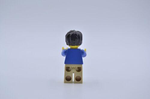 LEGO Figur Minifigur Harry Potter Harry mit Pulli blau hp004 aus 4708 4714