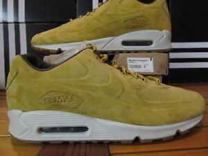 Details about Nike Air Max 90 VT PRM QS Vac Tech Haystack Birch Wheat Gum 13 486988 700 atmos