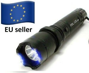 Electro-Shocker-Self-defense-Electric-Shock-LED-Flashlight-Tourch-Stun-Gun
