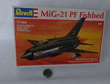 Revell 4049 - MiG - 21 PF Fishbed   - OVP - Bausatz 1: 144