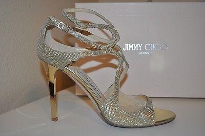 jimmy choo lang glitter sandal