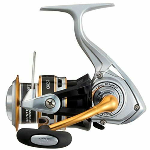 Daiwa 16 Crest 2004 H Spinning From Japan