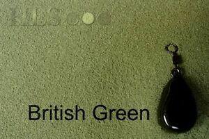 Camouflage Armée Vert Poudre enrobage Tête 1kg Pêche À la Carpe HLS Products