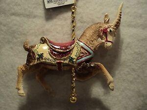 KSA-034-CAROUSEL-ANIMAL-034-Ornament-GOAT-New