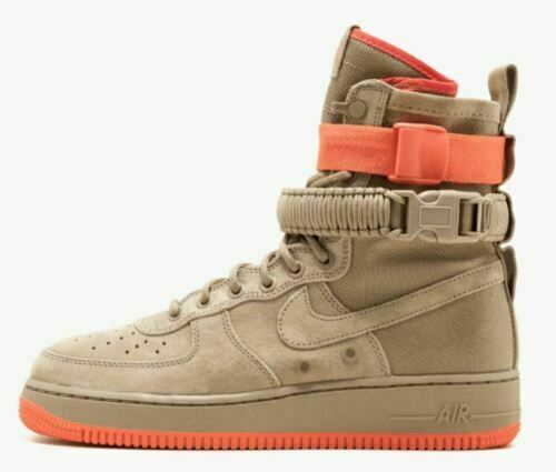 NIKE 8 Men's SF AF1 Special Field Air Force 1 Shoes Boots NEW $180 864024 205