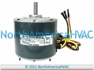 Carrier bryant payne fan motor 14 hp hc39ge208 ebay image is loading carrier bryant payne fan motor 1 4 hp sciox Image collections
