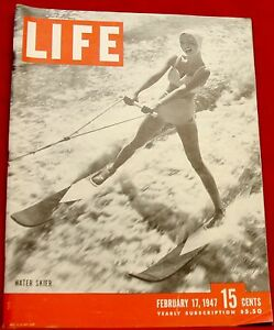 Life-Magazine-February-17-1947-Nash-Auto-Movie-The-Yearling-Near-Mint-Condition