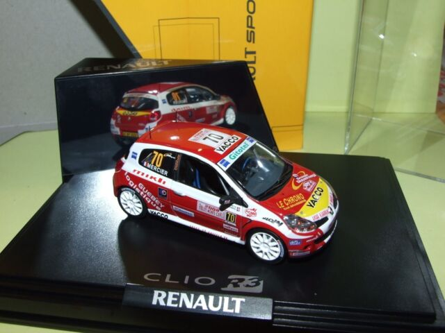 RENAULT CLIO MAXI RALLYE MONTE CARLO 1995  RAGNOTTI IXO ALTAYA