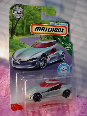 Renault Trezor Concept Custom *** Matchbox Moving Parts Road Trip D 1:64 OVP