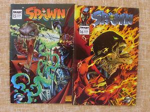 Spawn-n-15-y-16-1995-Image-World-Comics-Planeta-DeAgostini-Greg-Capullo