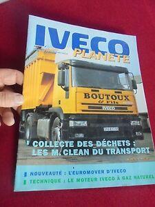 Livret-Ancien-Camion-IVECO-PLANETE-Mai-1999