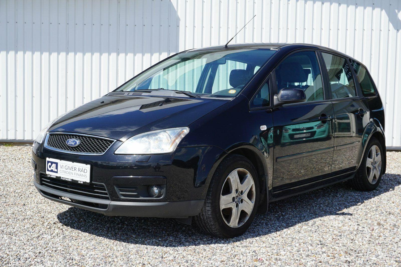Ford Focus C-MAX 1,6 Trend 5d - 29.900 kr.