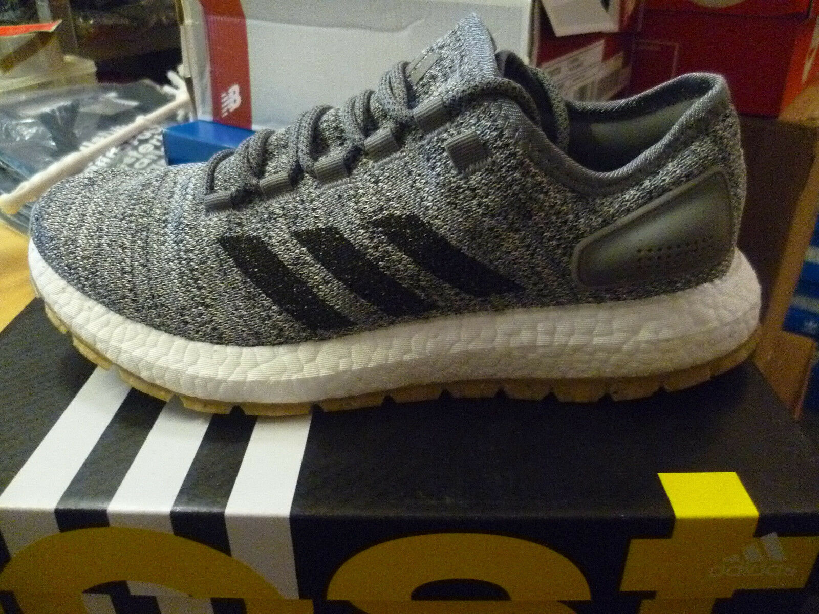 Adidas Pure S Boost All Terrain - S Pure 80783 - US 8,5  EUR 42 - NMD, Ultra Boost 703d16