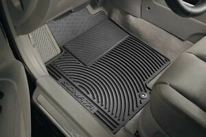 Hyundai Sonata All Weather Floor Mats Front Amp Rear Set