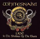 Live... In the Shadow of the Blues by Whitesnake (CD, Nov-2006, 2 Discs, Steamhammer)