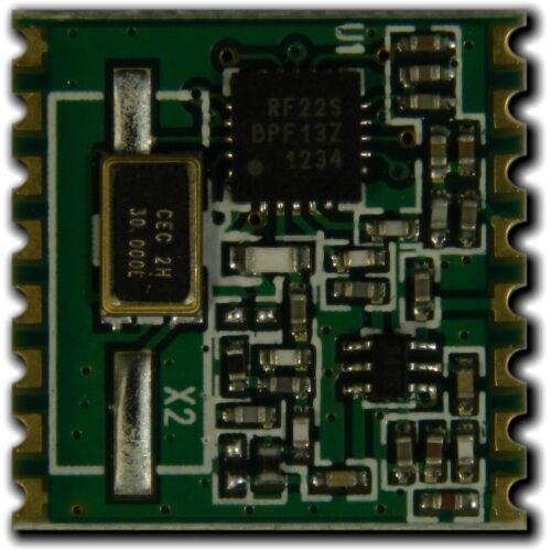 HopeRF RFM22B 433MHz or 915MHz 5 pieces
