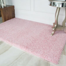 Bright Colourful Cosy Shaggy Rugs Thick Non Shed Easy Clean Fluffy Rug Uk