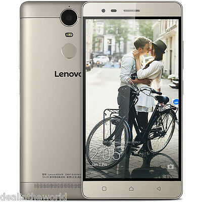 5.5'' Lenovo K5 Note Android 5.1 4G Smartphone 1.8GHz Octa Core 3G/32G GPS BT4.0