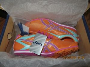 Asics-Hyper-Ld-5-Track-amp-Field-Women-039-s-Shoes-BRAND-NEW-IN-BOX-NIB-Size-10-5